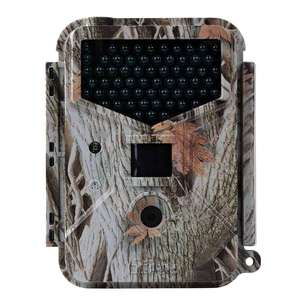 Dorr Wildlife Camera | 12MP | 63 Black LEDs | 0.6 sec Trigger | 20 Meter Sensor | Full HD with Audio