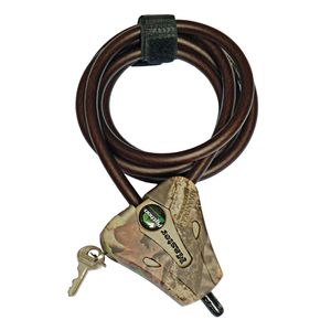 Dorr Camouflage Cable Lock for Snapshot Mini and Mobile