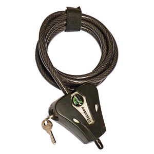 Dorr Black Cable Lock for Snapshot Mini and Mobile