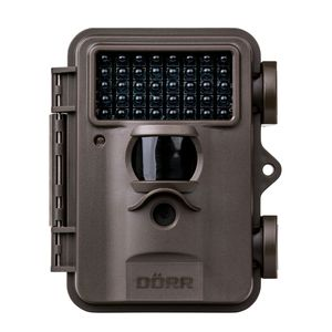 Dorr Wildlife Camera | 5MP | 40 Black LEDs | 3.5cm LCD | 0.9 sec. Trigger | 20 Meter Sensor
