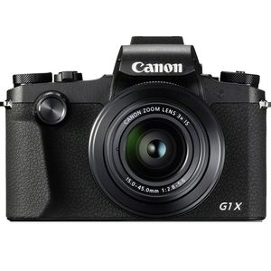 Canon G1X Mark III | 24.2 MP | APS-C CMOS Sensor | 3x Optical Zoom | Full HD Video