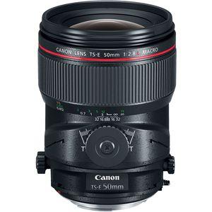 Canon TS-E 50mm f2.8L Macro Tilt-Shift Lens