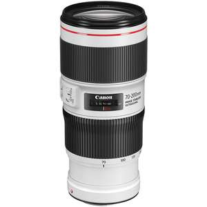 Canon EF 70-200mm f4 L IS II USM Lens