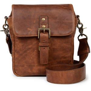 ONA Bond Street Antique Cognac Leather Messenger Bag