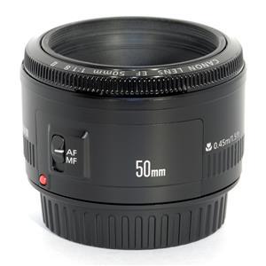 Canon EF 50mm f1.8 II Lens