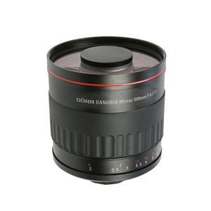 Danubia Telephoto f6.3 500mm T2 Mount Mirror Lens