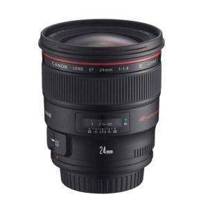 Canon EF 24mm f1.4 L MK II USM Lens