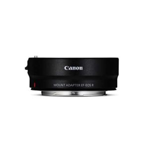 Canon Mount Adapter EF-EOS R | Use EF and EF-S Lenses on R Bodies