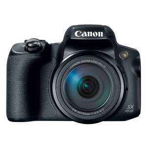 Canon SX70 HS Camera