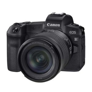 Canon EOS R Camera with 24-105mm F4-F7.1 RF IS STM Lens