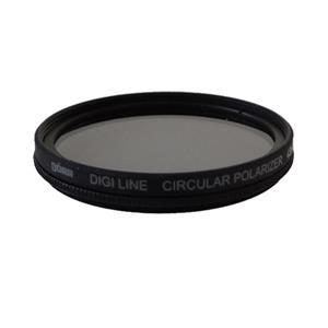 Dorr 62mm Circular Polarising Digi Line Slim Filter