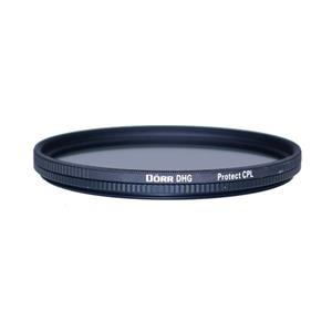 Dorr 62mm Circular Polarising DHG Slim Filter
