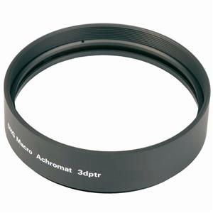 Dorr 49/52/55mm DHG Achromatic +3 Close-Up Lens