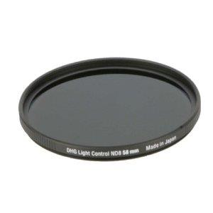 Dorr 58mm Neutral Density 8 DHG Filter