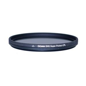 Dorr 72mm DHG Super Circular Polarizing Slim Filter