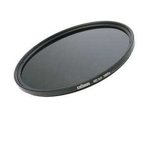 Dorr 67mm Neutral Density Filter 1000x ND 3.0