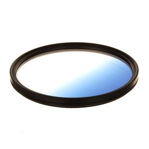 Dorr 77mm Blue Graduated Colour Filter
