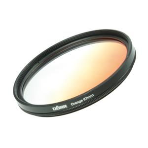 Dorr 67mm Orange Graduated Colour Filter