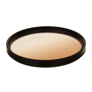 Dorr 52mm Tobacco Graduated Colour Filter