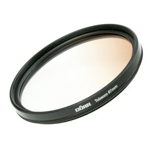 Dorr 67mm Tobacco Graduated Colour Filter