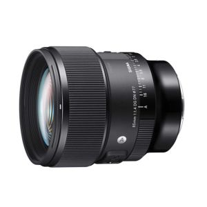 SIGMA 85mm F1.4 DG DN Lens | Sony E Fit