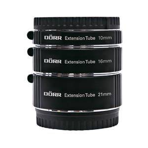 Dorr Extension Tube | 10mm 16mm 21mm | Fujifilm X