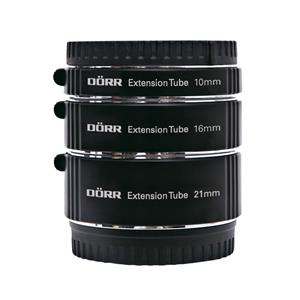 Dorr Extension Tube | 10mm 16mm 21mm | Sony NEX E