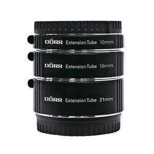 Dorr Extension Tube | 10mm 16mm 21mm | Sony NEX E