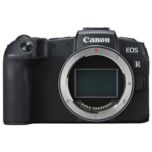 Canon EOS RP | 26.2 MP | Includes EF Adapter | Full Frame CMOS Sensor | 4K Video | Wi-Fi