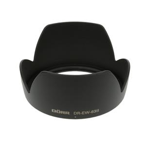 Dorr Compatible Lens Hood for Canon EW-63II