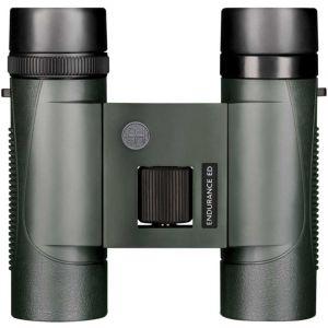 Hawke 8x25 Endurance ED Green Binoculars | 8x Magnification | Fully Multicoated | Waterproof | BAK4