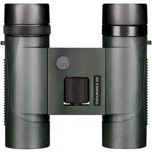 Hawke 10x25 Endurance ED Green Binoculars | 10x Magnification | Fully Multicoated | Waterproof | BAK