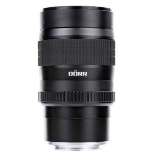 Dorr 60mm Super Macro MF Lens | F2.8 | 9 Elements | Sony E Fit