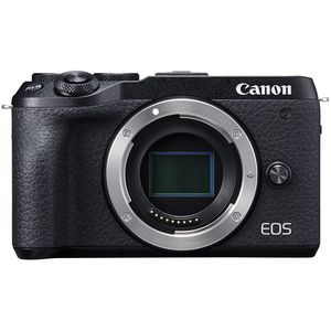 Canon EOS M6 Mark II | 32.5 MP | APS-C CMOS Sensor | 4K Video | Wi-Fi & Bluetooth