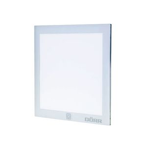 Dorr LED Light Box | 20 x 20 (cm) | Energy Saving LEDs | Dimmable | 315g