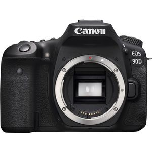 Canon EOS 90D | 32.5 MP | APS-C CMOS Sensor | 4K Video | Wi-Fi & Bluetooth