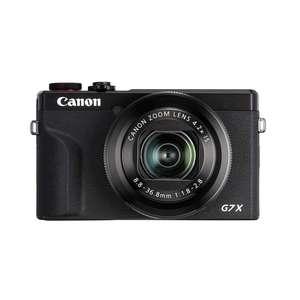 Canon G7X Mark III | 20.1 MP | 1.0