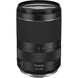Canon RF 24-240mm F4-6.3 IS USM Black Full Frame Lens