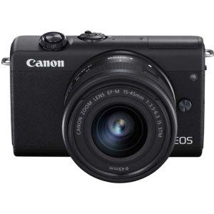 Canon EOS M200 | EF-M 15-45mm | 24.1 MP | Dual Pixel CMOS AF | 4K Video