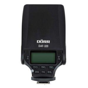 Dorr DAF-320 TTL Flash - Canon
