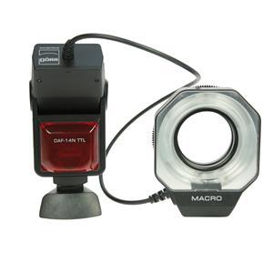 Dorr DAF-14 Ring Flash for Canon EOS DSLR