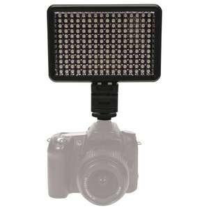 Dorr DVL-192 LED Ultra Video Light | Daylight 5400K | 192 Dimmable LEDs | 2180 Lux/1m