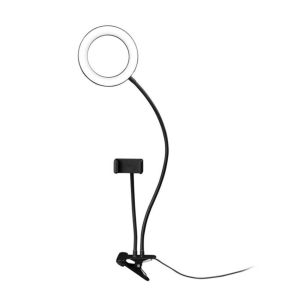 Dorr LED Selfie Ring Light with Bi-Colour | 64 LEDs | 5,400K Maximum Temperature