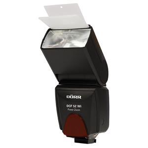 Dorr DCF-52Wi Digital Power Zoom TTL Flash - Nikon Fit