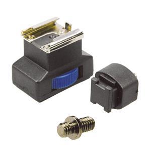 Dorr Flash Hot Shoe Adapter Tripod Kit for Sony