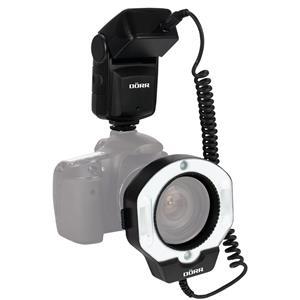 Dorr DMF-15 Macro TTL Flash for Canon