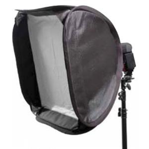 Dorr Square Softbox Kit 40x40cm for System Flashes