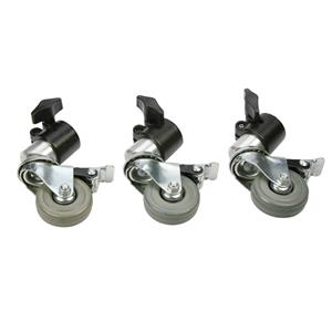 Dorr Set of Wheels for LS 3050 and LS 1100