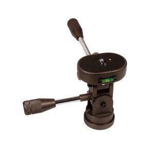 Dorr PL-3D Profi 3 Way Pan Tripod Head