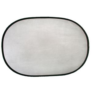Dorr Light Grey Monochrome Backdrop 92x122cm